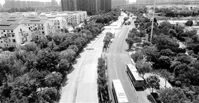 """拱康路年底前要跟最""""坑""""路说再见 西半幅已改造完毕实现通车"""