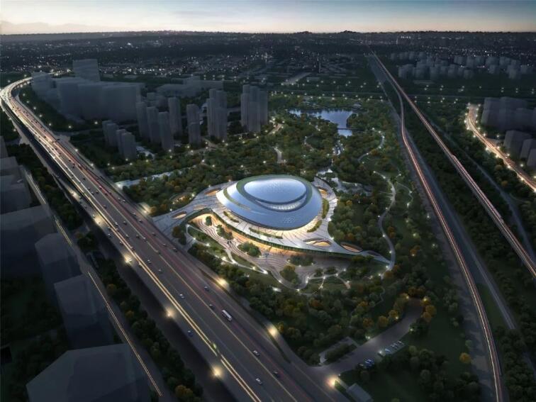 高清大图!杭州亚运会两新增项目场馆定了!