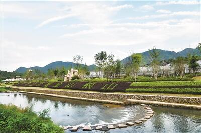 """从城郊到创业新城、休闲胜地的蜕变 德清舞阳街道:打造杭州都市""""后花园"""""""