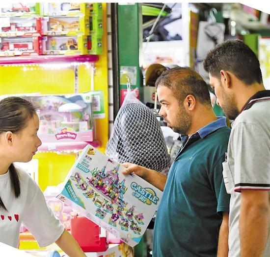 """今年前8月,""""世界超市""""义乌外贸逆势飘红是怎样做到的?"""