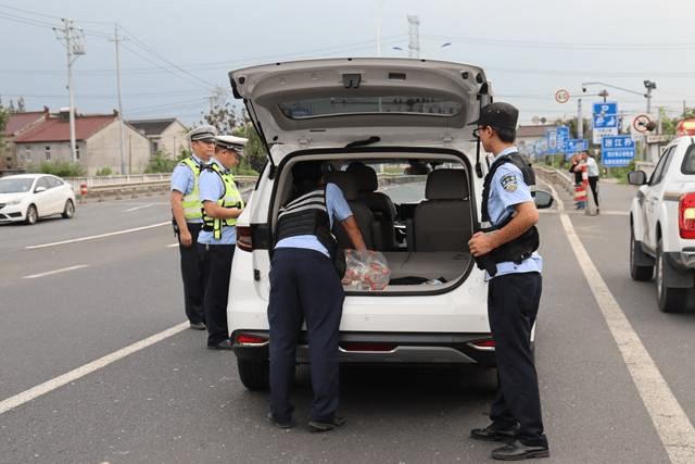嘉善陶庄深化跨区域警务协作