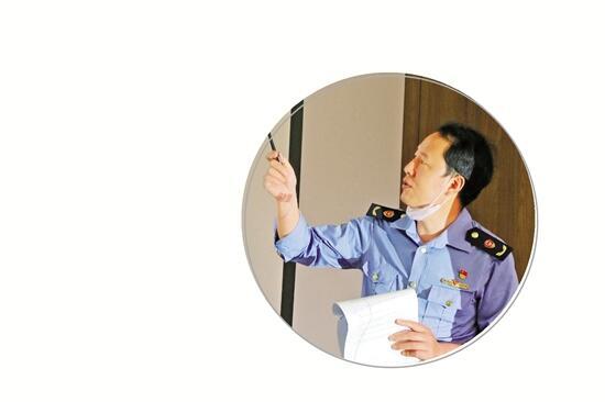 """为炼成""""标准词典"""" 临海蔡老师拼了"""