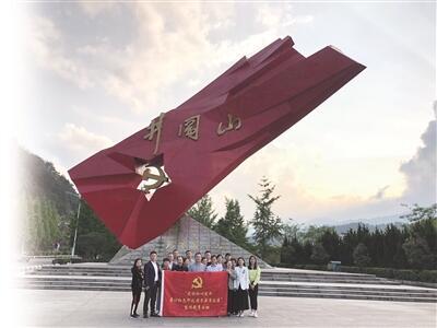 胸怀千秋伟业 恰是百年风华   温商在江西这片红色土地上艰苦奋斗 致富后不忘回报革命老区
