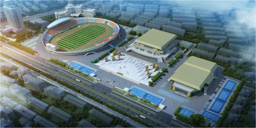 温州体育中心将启动整体提升工程 部分广场停车位暂停对外开放