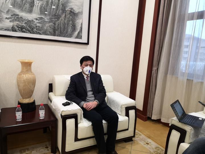 专访浙大一院党委书记梁廷波:收治病人各项保障均到位