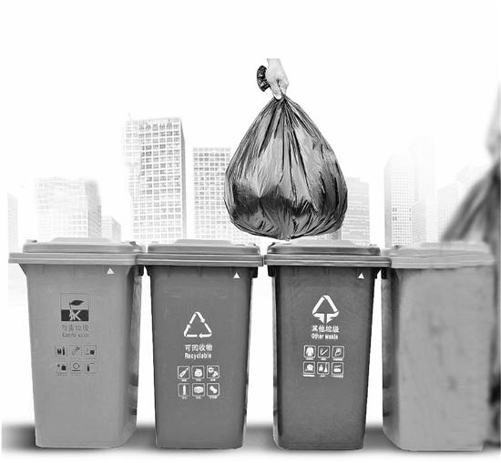 分错了是废物 分对了是资源