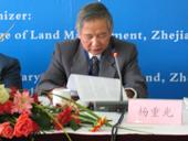 中国城市经济学会副会长杨重光