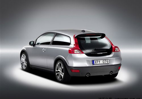 Volvo C30在日本发布 引进国内为期不远 - 听雪 - 听雪。。。的声音