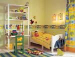 非常可爱的趣味儿童房