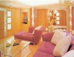 全新欧洲风格敞开式客厅