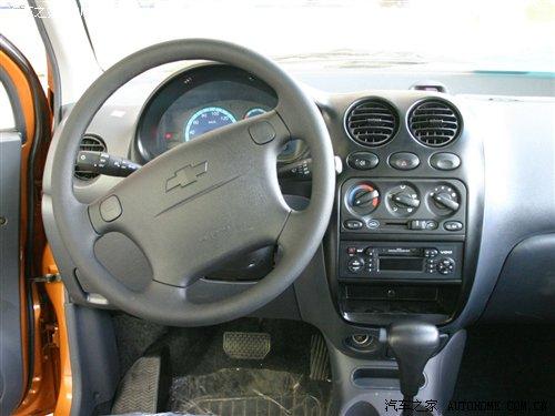 SPARK乐驰外形及内饰-8款8万元以下车型推荐导购