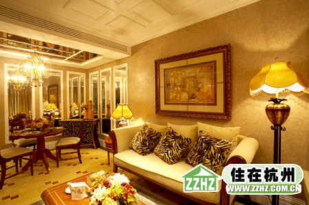梧桐公寓精装修小户型-好房子就是艺术品 像珍藏艺术品一样珍藏房产