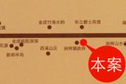 江南新港位置图