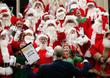 英国圣诞老人学校开课