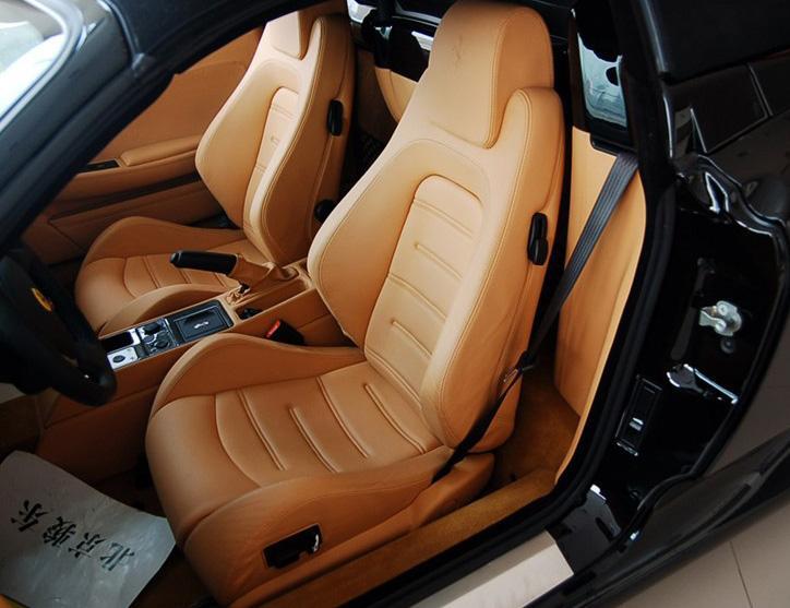 法拉利f430内饰 高清图片