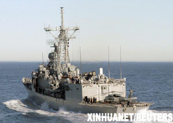 中国货船遇险伊朗军舰突然猛烈开火西方国家强烈抗议实在可笑