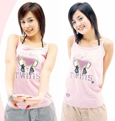 婚纱照 twins/Twins