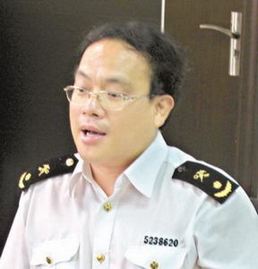 广州海关工作人员称粮食走私成频发现象(图)