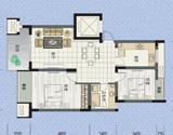左邻右舍85方2室2厅1卫