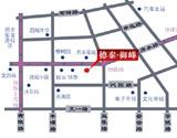 德泰御峰大厦位置图