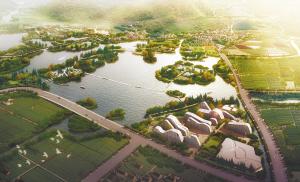 白马湖生态创意�_聚焦杭州白马湖生态创意城--浙江在线-住在杭州