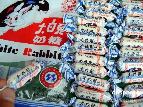 冠生园集团对部分大白兔奶糖实施全国召回