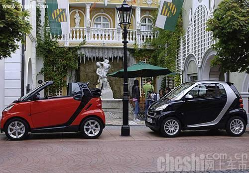 抢了先机,但奔驰依然决定把这款小车引入,毕竟相比其他地区,高清图片