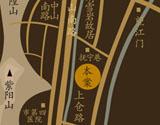 中山・御庭位置图