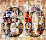 【摄影】60张笑脸,60份祝福