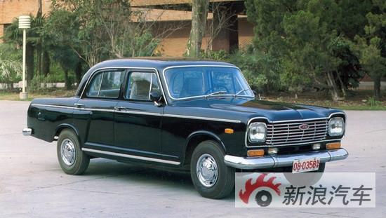 上海车_1960年凤凰/上海sh760a型轿车