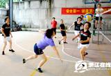 【摄影】快乐的气排球赛