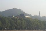 【摄影】杭州孤山下晨曦一瞥