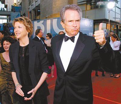 华伦比堤和妻子