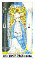 E:女祭司牌