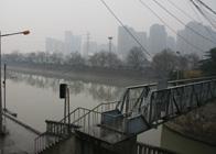 京杭运河以北―远处是盛世钱塘