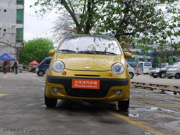 三、上海通用雪佛兰乐驰--新换的1.2l动力充沛有力高清图片