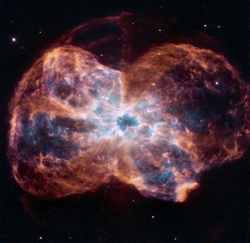 组图 哈勃太空望远镜20年照片精选