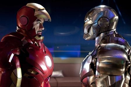钢铁侠和战争机器 CFP 资料-钢铁侠2 7日供应 票房目标3亿元
