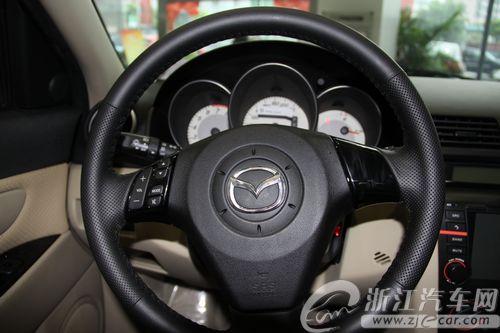 配置升级 全新马自达3经典款亮相杭州高清图片