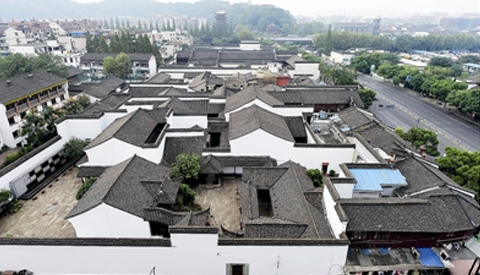 """上城区54社区新设""""大巡防108将"""""""