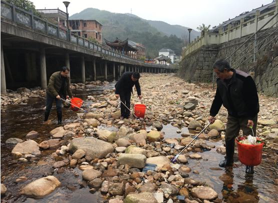 提高意识做好经常性河道保洁工作